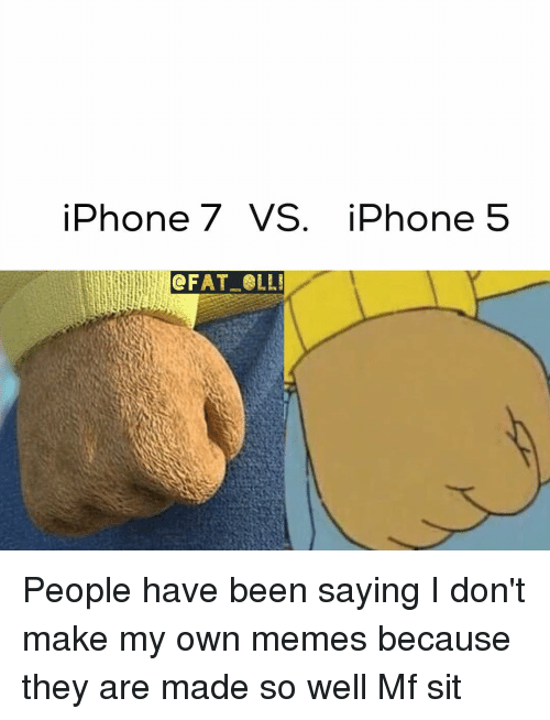 iphone 7 vs iphone 5 at slle people have been 9940527 iphone 7 vs iphone 5 at slle people have been saying i don't make