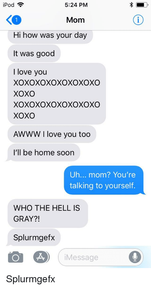 Mom sex ipod