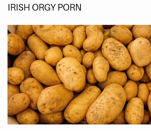 Irish orgy