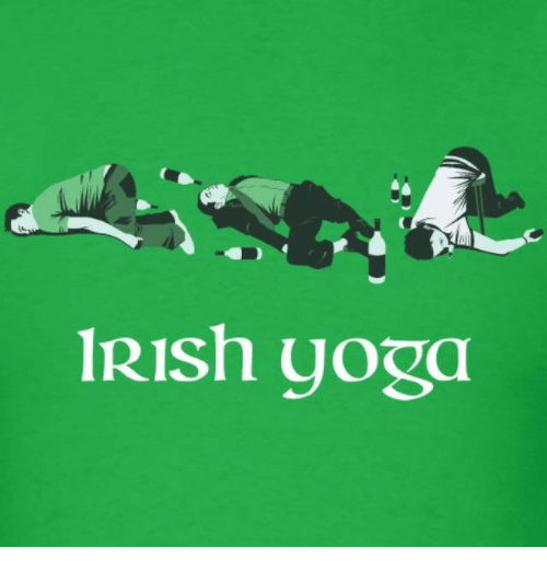irish yoga 31599556 irish yoga irish meme on me me