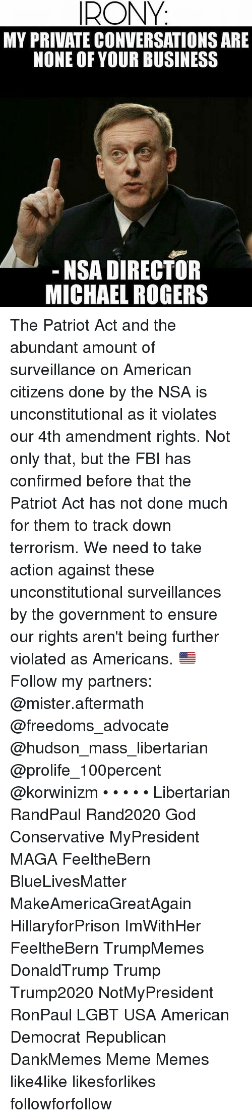 patriot muslim singles The patriot act losing liberty  no americans have faced more unjust intrusion and harassment from the patriot act than our muslim  agents single out muslim.