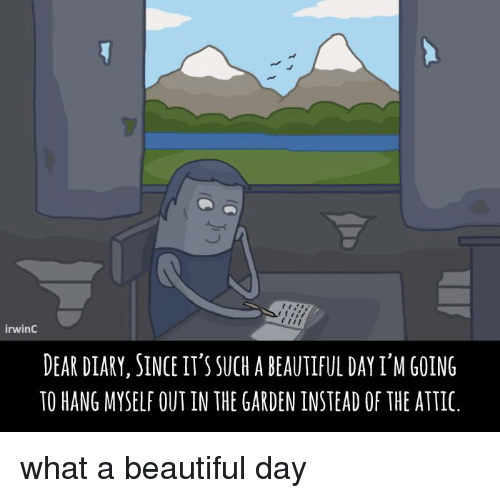 What A Beautiful Day