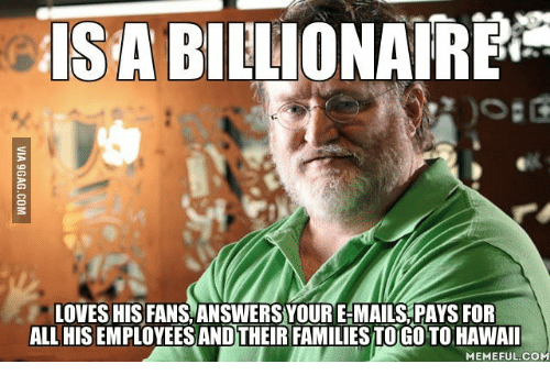is a billionaire loves his fans answersyour e mails pays 13534632 ✅ 25 best memes about hawaii memes hawaii memes