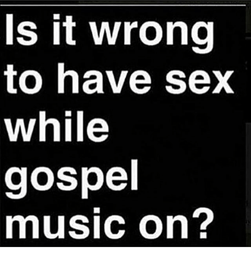 Music to have sex to