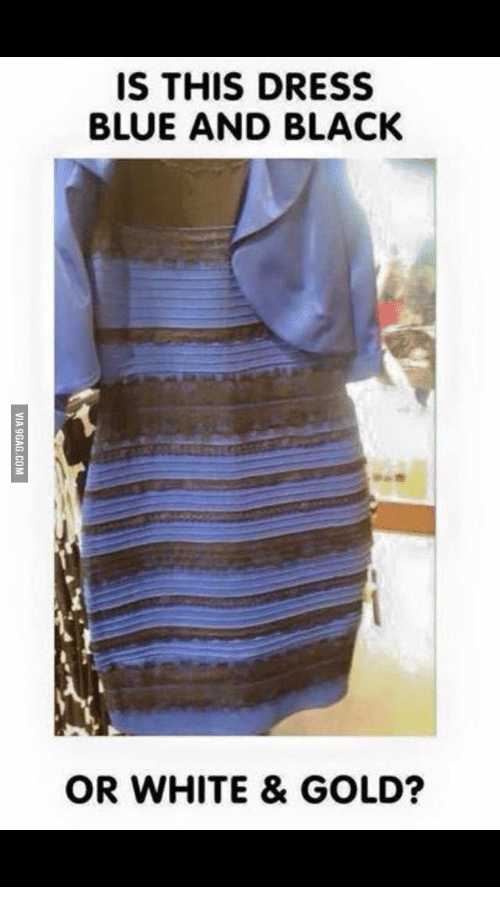 Color changing dress image