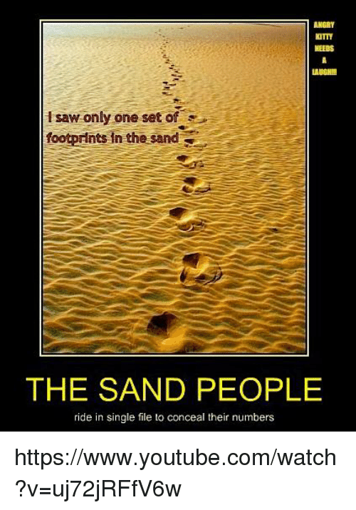 isaw only one set of footprints in the sand the 11178956 isaw only one set of footprints in the sand the sand people ride