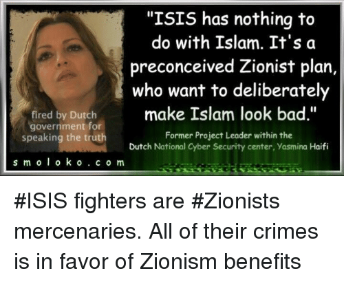 benefits of zionism