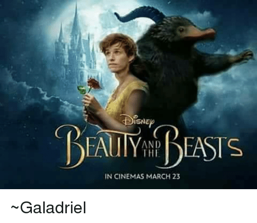 Isne And In Cinemas March 23 Galadriel Meme On Meme