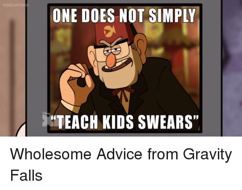 how to explain gravity to kids