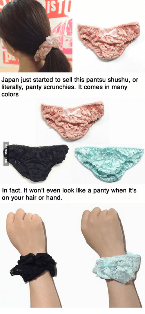 How to sell your panties