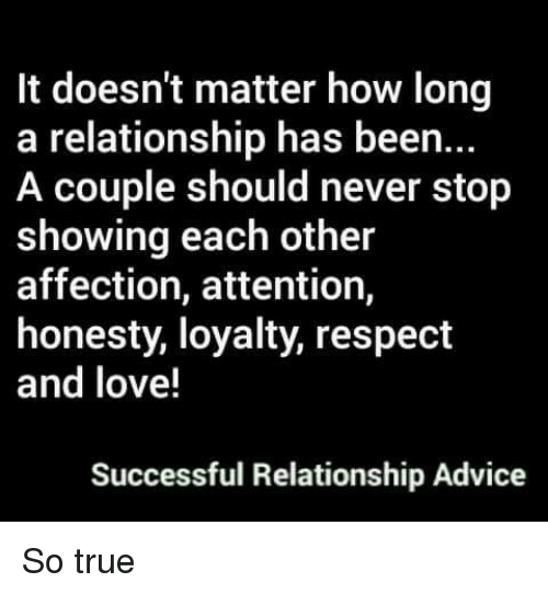 it doesnt matter how long a relationship has been a 10417335 it doesn't matter how long a relationship has been a couple should