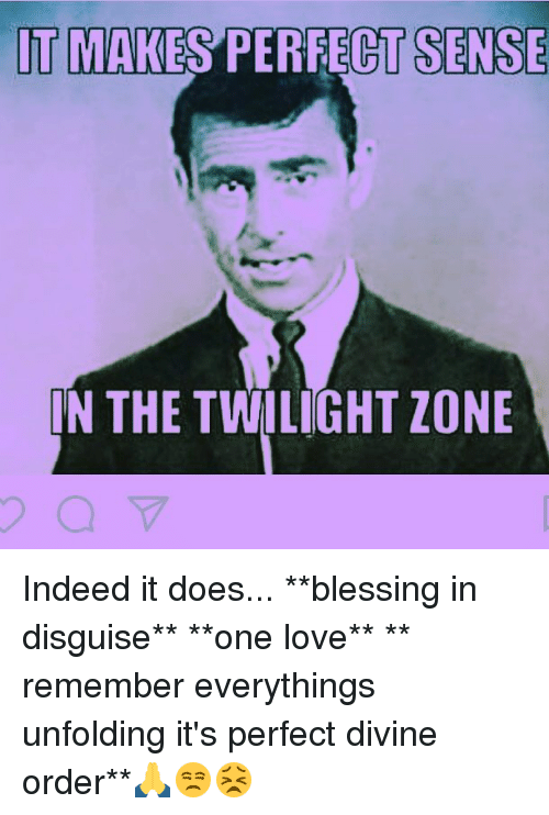 it makes perfect sense in the twilight zone indeed it 22887912 it makes perfect sense in the twilight zone indeed it does
