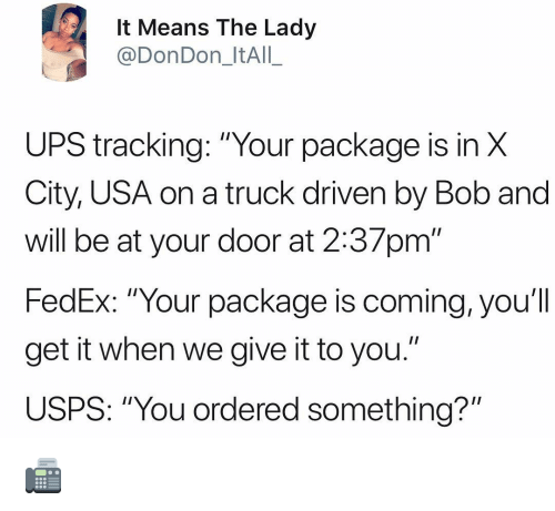 issues with USPS in DC