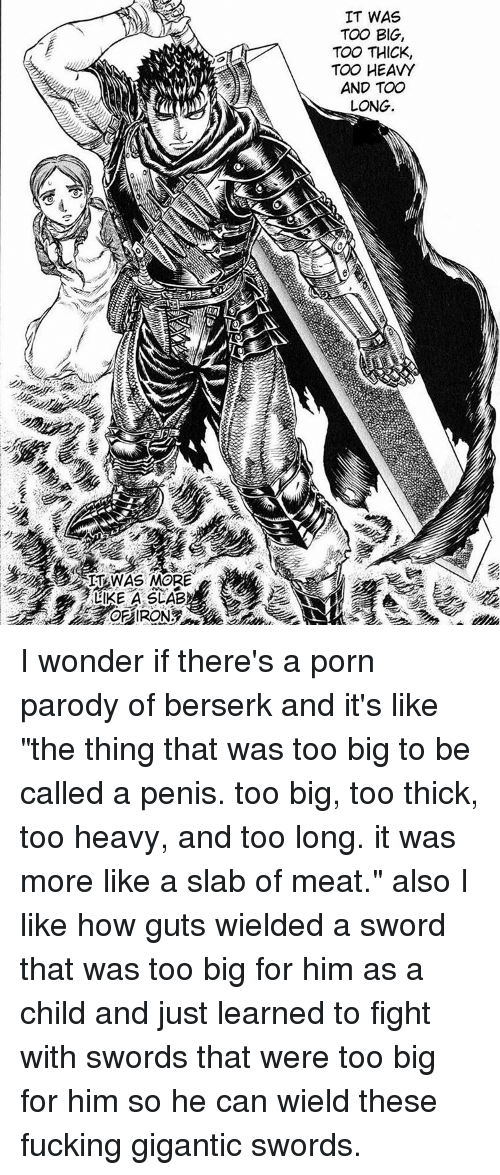 when is a penis too big homade gay sex