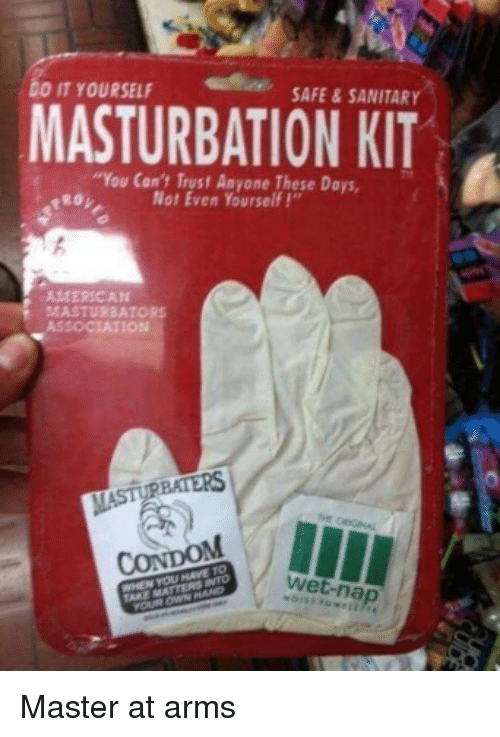 It yourself safe sanitary masturbation kit you cant trust anyone funny masters and masturbation it yourself safe sanitary masturbation kit you solutioingenieria Gallery