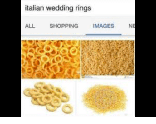Italian Wedding Rings ALLSHOPPING IMAGES Images Meme on meme
