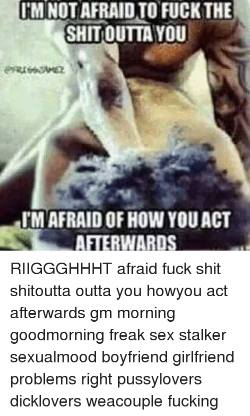goodmorning sex and fuck