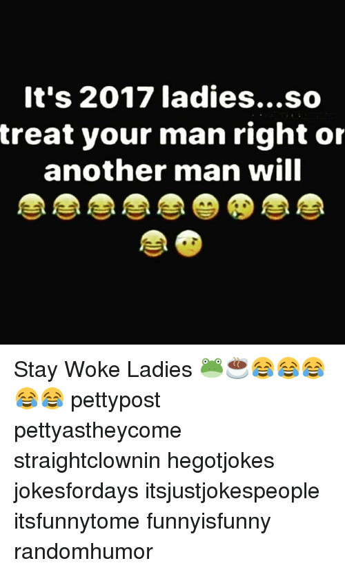 treat your man right