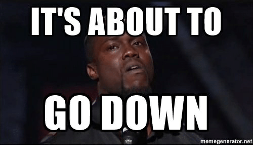 Net Down And Memegenerator Its About To Go