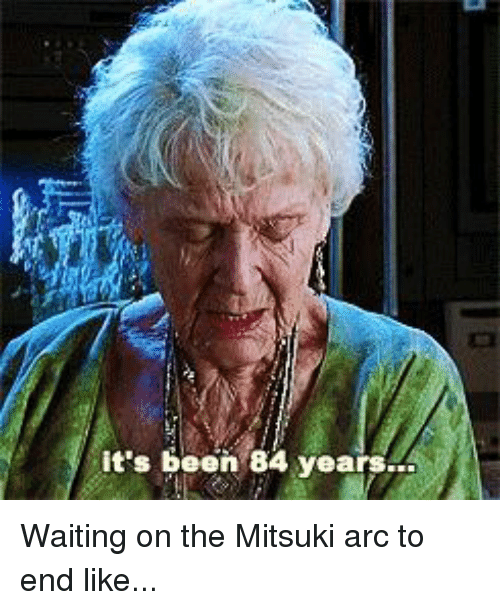 It's Been 84 Years | Naruto Meme on ME.ME