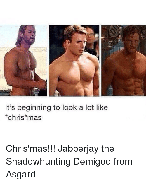 afcf74a679054 It s Beginning to Look a Lot Like  Christmas Chris mas!!! Jabberjay ...