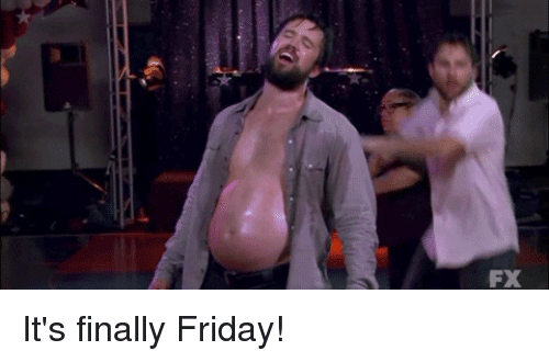 Finals, Friday, and Memes: It's finally Friday!