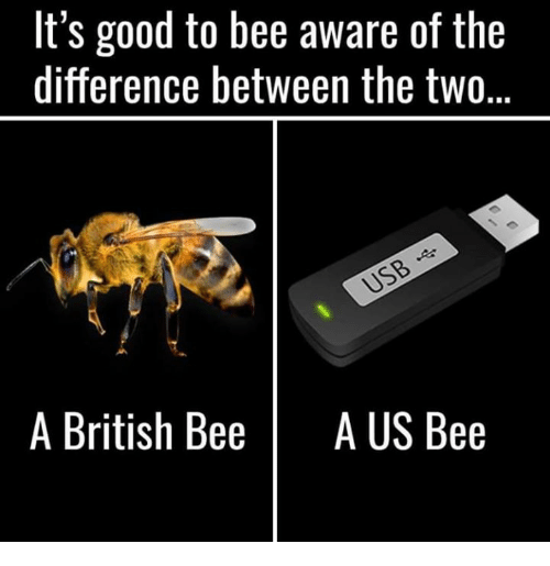 it s good to bee aware of the difference between the two a