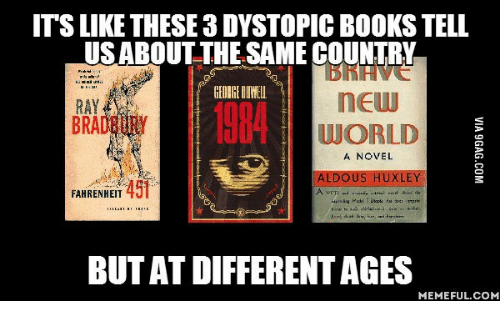 brave new world and 1984 essay