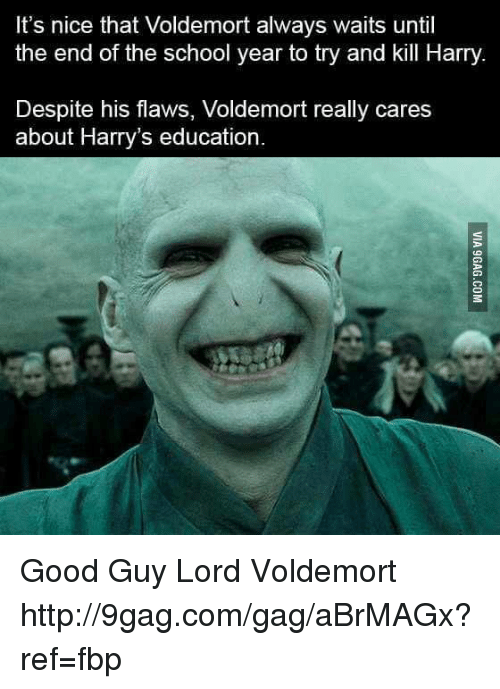 its nice that voldemort always waits until the end of 16486411 ✅ 25 best memes about end of the school year end of the school