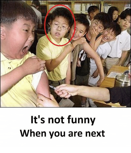 when funny re you next Its not