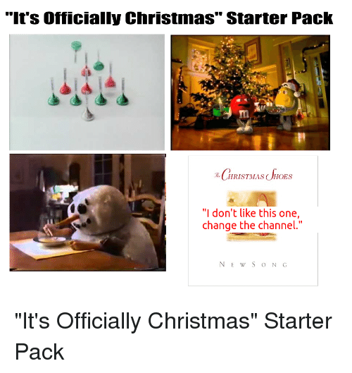christmas shoes and starter packs its officially christmas starter pack ciristmas - Song Christmas Shoes