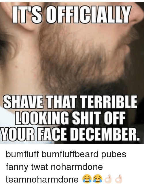 Fanny shave