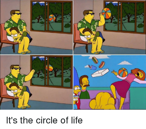 Its The Circle Of Life