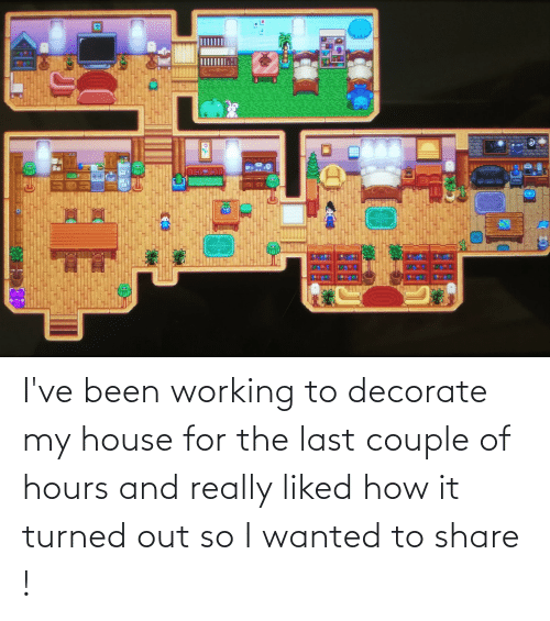 My House, House, and Been: I've been working to decorate my house for the last couple of hours and really liked how it turned out so I wanted to share !