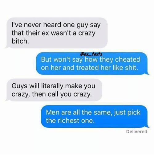 crazy texts from guys