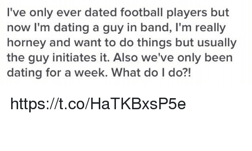 A Im The Is Player Dating Guy