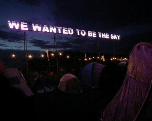 Wanted, Sky, and The: İVE WANTED TO BE THE SKY