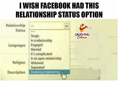 complicated in relationship status gym