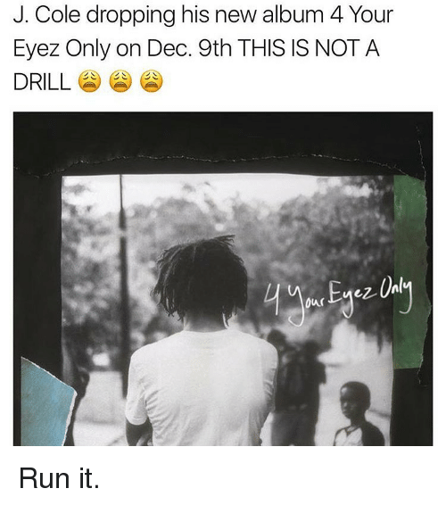 j cole 4 your eyez only download