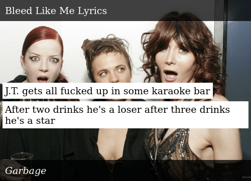 JT Gets All Fucked Up in Some Karaoke Bar After Two Drinks