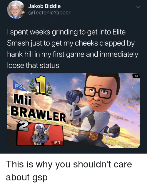 Jakob Biddle I Spent Weeks Grinding to Get Into Elite Smash
