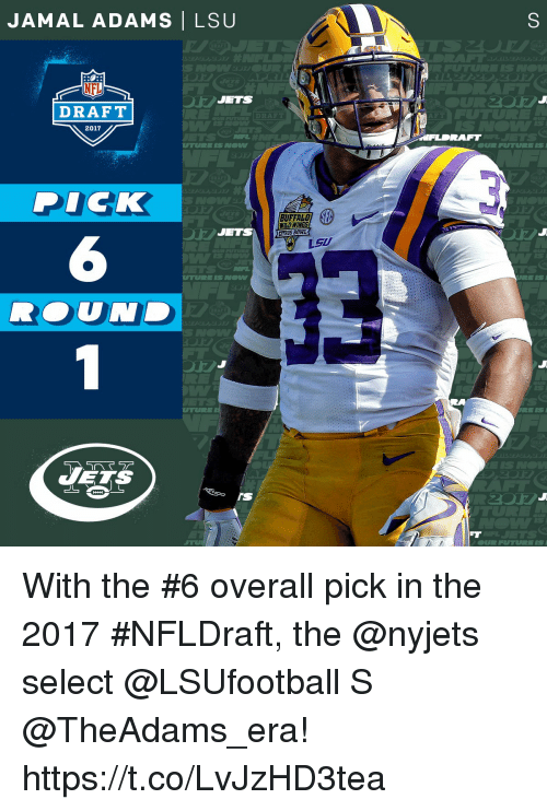 jamal adams i lsu jets draft raft 2017 dick buffalo 19738748 ✅ 25 best memes about lsu lsu memes