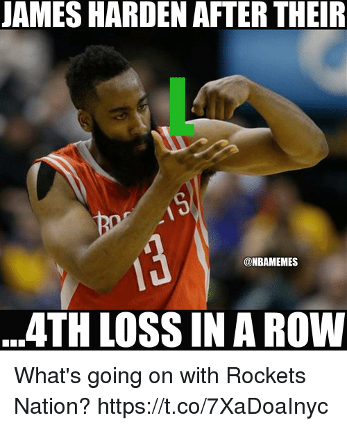james harden after their po nbamemes ath loss in a 29865812 james harden after their po ath loss in a row what's going on with