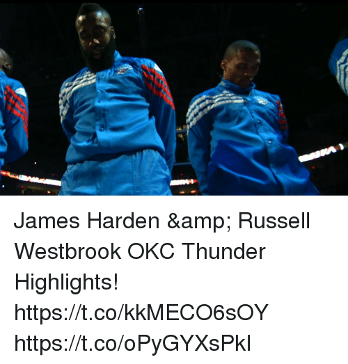 James Harden And Paul George: 25+ Best Memes About Okc Thunder