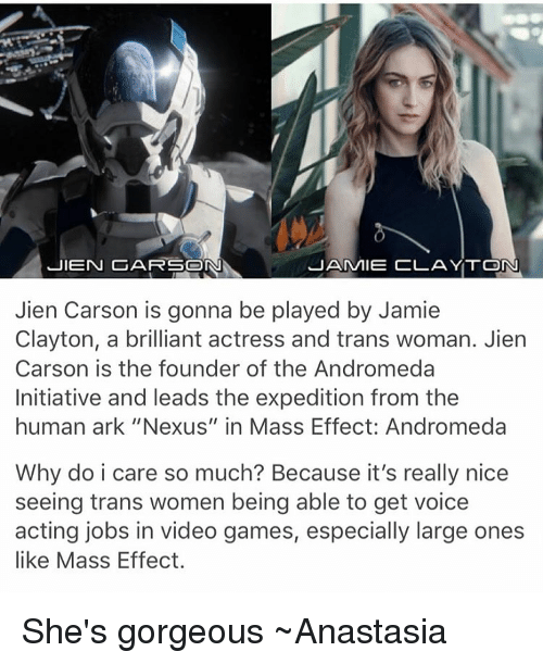 JAMIE CLAYTON JIEN GARSON Jien Carson Is Gonna Be Played by Jamie