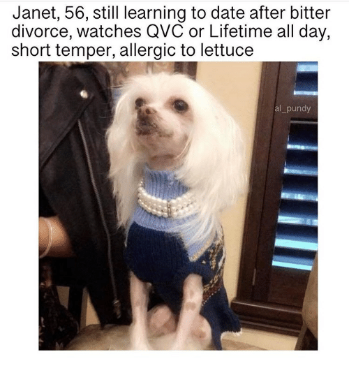 Janet 56 Still Learning To Date After Bitter Divorce Watches Qvc Or