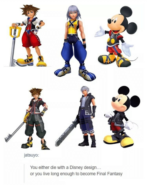 jatsuyo you either die with a disney design or you live long enough