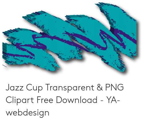 Jazz Cup Transparent & PNG Clipart Free Download - YA