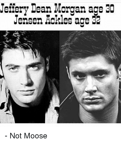 Guarantee that jensen ackles cock pic Very cute