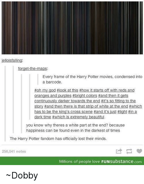 Jelloisfalling Forget-The-Ma Every Frame of the Harry Potter Movies ...